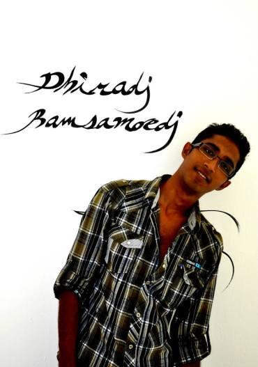 Dhiradj Ramsamoedj (Suriname)
