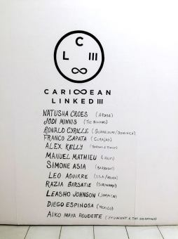 Caribbean Linked III exhibition