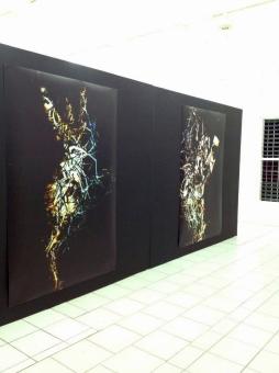 Work by Shirley Rufin. Photo by Sofia Maldonado