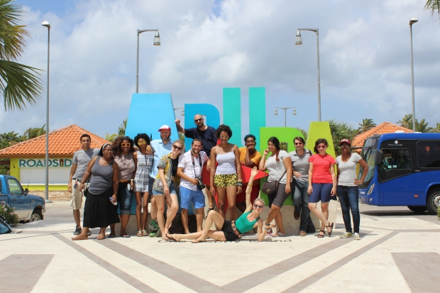 The participants in Caribbean Linked IV.