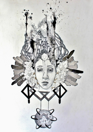 Work by Simone Asia