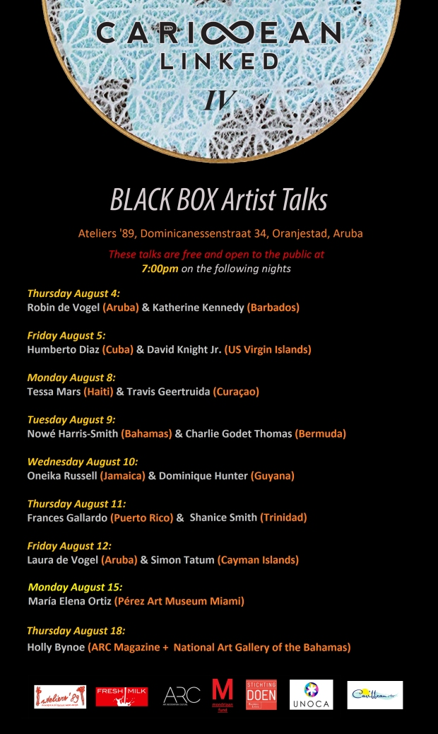 CL IV Black Box Talks