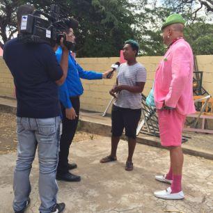 Telearuba speaks to Travis Geertruida and Elvis Lopez