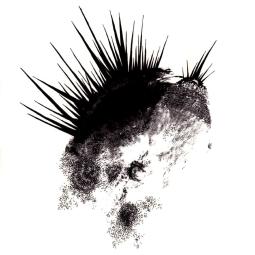 Gwladys Gambie, No title, print, 2018, ink on paper, 25,6x20,7 cm.