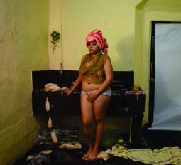 Velvet Zoe Ramos, The Wash, Performance video (still), 2016
